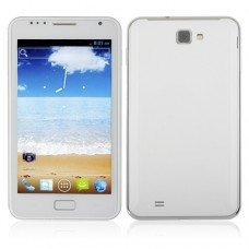 Tianji I9200 Smart Phone Android 4.0 MTK6577 Dual Core 3G GPS 5.0 Inch 8.0MP Camera- White