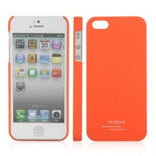 Pure Color Protective Polycarbonate Case for iPhone 5