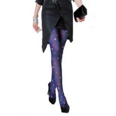Fashion Circles Print Bonas 200D Pantyhose