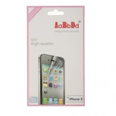 Highly Transparent Membrane Screen Protector for iPhone 5
