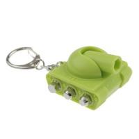 Multifunctional Tank Style Key Chain Screwdrivers