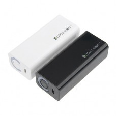 KATEX K25 2500mAh Portable Mini USB Power Bank for iPhone/ iPad/ MP3/ Cell Phone