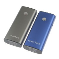 P520 5200mAh Portable Mini USB Power Bank for iPhone/ iPad/ Tablet PC/ MP3