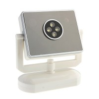 H.264 LCD DVR Multifunctional Fashionable Intelligent 5 Mega Pixels Surveillance Night-light