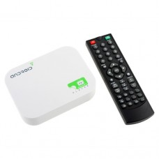 A10 Android TV Box Android 4.0 HDMI RJ45 SD Remote Control 4GB