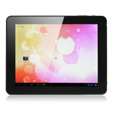 Aishuo T90 Tablet PC 9.7 Inch Android 4.0.4 1GB RAM 8GB HDMI Dual Camera Silver