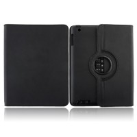360°Rotating Leather Case Cover with Wireless Bluetooth Keyboard for iPad 2/New iPad