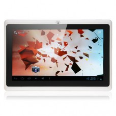 YeahPad A13 Tablet PC 7 Inch Ultra Thin Android 4.0 4GB Camera White
