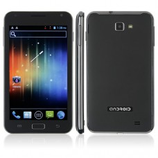 P05 Smart Phone Android 4.0 MTK6577 Dual Core 3G GPS 5.0 Inch 5.0MP Camera