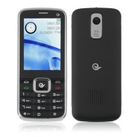 C7 Phone Dual Card GSM/CDMA Camera Bluetooth FM 2.2 Inch Touch Screen- Black