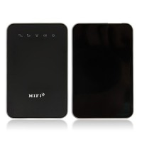 Portable Mini 150Mbps WiFi AP Pocket Wireless Router Black