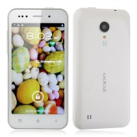 ZOPO Libero ZP500S Ultra-slim Smart Phone 4.0 Inch IPS Screen Android 4.0 MTK6515 1.0GHz- White