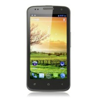 BEDOVE X21 Smart Phone 4.5 Inch 8.0MP Camera Android 4.0 MTK6577 Dual Core 3G GPS- Black
