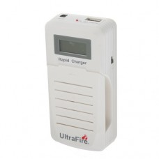 UltraFire WF-200 USB Rapid Charger for 14500 17670 18650 iPhone