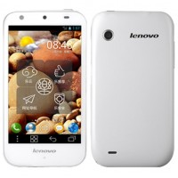 Lenovo LePhone S680 Android 4.0 OS 5.0MP Camera 4.3 Inch IPS Screen 3G GPS - White
