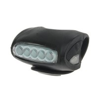 Lichao LC-6005 Bicycle 5 LED Super Bright Safety Rear Light