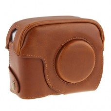 PU Camera Bag for Canon Powershot G12