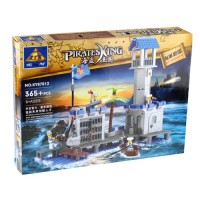 Pirates King Assembly Model Kit Educational Toy Set