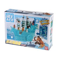 Ice Age Ship Model Assembly Kit Educational Toy Set