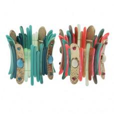 National Style Multi-element Bracelet