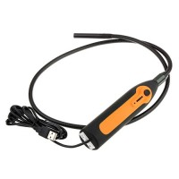 Handheld Style Flexible USB Endoscope Waterproof Inspection Camera Borescope PC Output Photo Video
