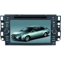 Car DVD Player GPS 7.0 Inch HD Digital Touch Screen Bluetooth for Chevrolet Captiva