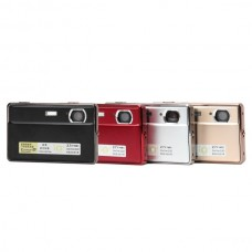 """DSC-TX1000 2.7"""" Screen Max 16MP 8X Digital Zoom Digital Camera - Color Assorted"""