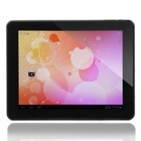 "HC-102 9.7"" Android 4.0 10-Point Capacitive Screen Tablet (16GB+Dual Camera+HDMI)- Silver"