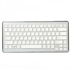 6110  2.4GHz Mini Wireless Keyboard - Silver