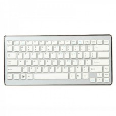 6110  2.4GHz Mini Wireless Keyboard - Silver