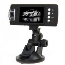 "X6 2.7""TFT Dual Camera 1.3MP 10-IR Night Vision Dual Lens Car DVR Camcorder"