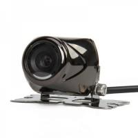 DM660 Car DVD Wired Waterproof & Anti-shock Rear View Camera  (NTSC)- Black