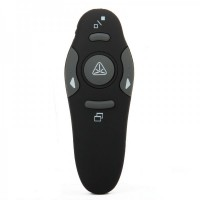 JP-16AP 2.4GHz Wireless Laser Presenter - Black