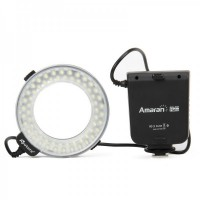 Aputure  AHL-C60 Macro Ring Flash Light for Camera