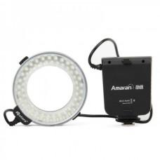 Aputure  AHL-C60 Macro Ring Flash Light for Camera