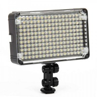 Genuine Aputure 198LED White AL-198A Video Light for Camera