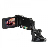 "TX132 2.5"" LTPS 12MP 4X Digital Zoom Car DVR Camcorder"