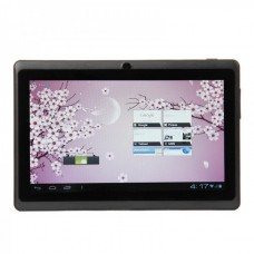 "C0705B 7.0"" Android 4.0 5-Point Capacitive Touch Screen Tablet PC - Black"