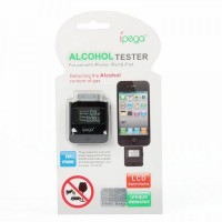 PG-IH150 ipega Alcohol eser for using with iPhone/iPad/iPod