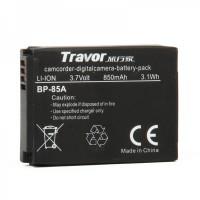 Genuine Travor BP-85A  3.7V/850mAh Battery Pack for Camera