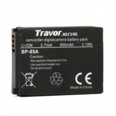 Genuine Travor BP-85A  3.7V/850mAh Battery Pack for Camera
