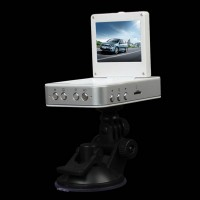 "2.4"" LTPS LCD Dual Lens 3MP Car DVR Camcorder X2"