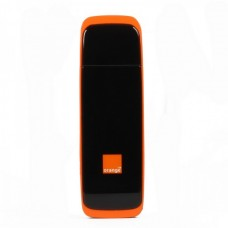 Genuine ZTE MF636 3G USB Wireless Network Adapter - Black + Orange