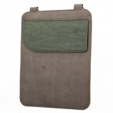 "Leather Case Bag for iPad iPad2 & All 9.7"" Tablets(Brown)"