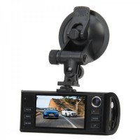 "Genuine Arbiter 2.8"" TFT LCD 3MP Car DVR Camcorder w/ 6-IR Night Vision A1000"