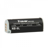 Genuine Travor NB-9L 3.7V/870mAh Battery Pack for Digital Camera