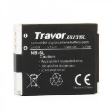 Genuine Travor NB-6L 3.7V/1000mAh Battery Pack for Digital Camera
