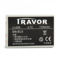 Genuine Travor EN-EL5  3.7V/1100mAh Battery Pack for Digital Camera
