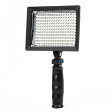 LED-187A 187LEDs White Adjustable Video Light for Camera