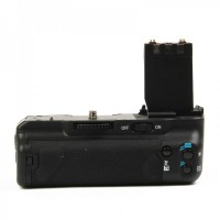 Travor Battery Grip BG-1B for EOS 400D/350D/Reble XT/Xti - Black